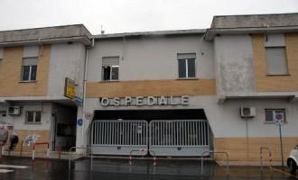 Incendio al reparto di psichiatria dell'ospedale San Paolo di Civitavecchia