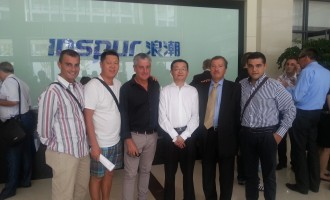 """Visita a Jinan, Tidei: """"occasione di sviluppo e cooperazione"""""""