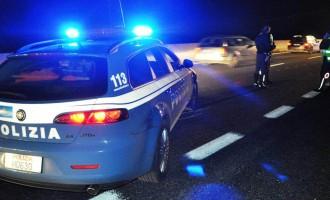 Motorini rubati per la Tunisia