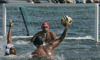 Primo torneo di Beach Water Polo