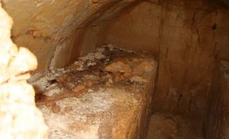 Il sindaco Mazzola esprime soddisfazione per la scoperta della tomba etrusca