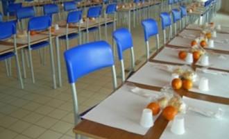 Al via dal 1° ottobre il servizio della mensa scolastica
