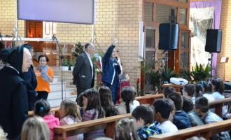 Il sindaco Mazzola ha incontrato gli studenti delle scuole delle Maestre Pie Filippini