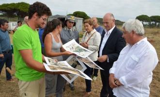I complimenti del sindaco Mazzola per la scoperta delle due statuette a Gravisca
