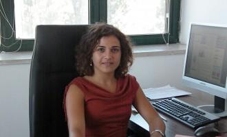 L'Assessore all'Ambiente ed i tecnici alla Materna Galilei