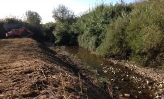 """Astori: """"Avviata la bonifica e messa in sicurezza dei corsi d'acqua"""""""