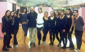 """Stage di danza con Eleonora Scopellitti di """"Amici"""""""