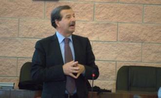 Intervento del Sindaco al Consiglio Comunale sulla Giustizia