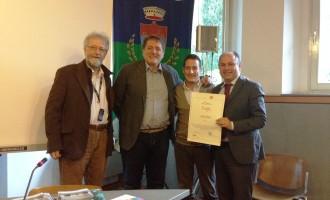 Sviluppo, Tolfa è ufficialmente Cittaslow