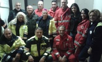 Comune, Multiservizi, Protezione Civile e Croce Rossa: a Cerveteri tutti insieme per la solidarietà
