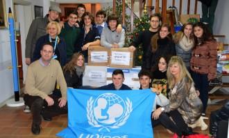 """Solidarietà', i ragazzi del """"Galilei"""" si esibiscono per Unicef e Kosovo"""