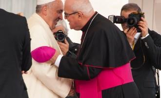 Il Vescovo Marucci allo Stendhal di Civitavecchia
