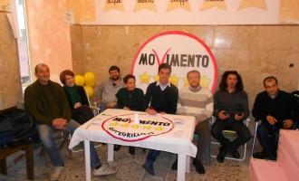 M5S Civitavecchia: lista candidati al Consiglio Comunale