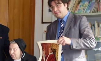 PAPA PIO XII nel 75° anniversario della sua Elezione