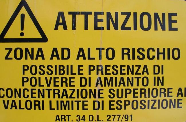 Terremoto e rischi amianto se ne discute a Roma