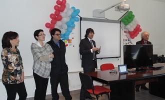 Donazione apparecchi audio-video per le scuole di Santa Marinella