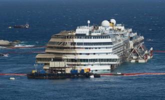 """PD: """"Costa Concordia"""""""