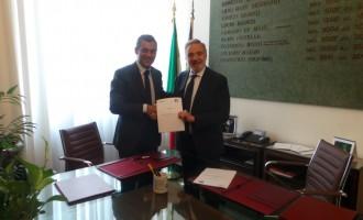 Firmato l'accordo quadro tra CNR e Autorità Portuale dei porti di Roma e del Lazio