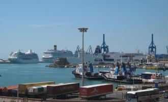 Porto di Civitavecchia, dissequestrate le gru