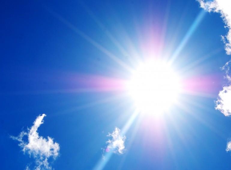 Civitavecchia, oggi e domani  allerta meteo per le ondate di calore
