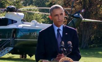 Raid Usa contro lo Stato islamico: Obama, è scattata l'offensiva americana