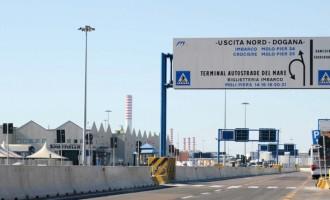 Due giorni del Mediterraneo: interdizione temporanea della viabilita' in Porto