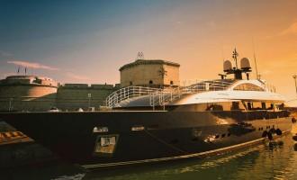 Pasqualino Monti all'inaugurazione del Roma Marina Yachting, 'investire nei porti per creare occupazione'