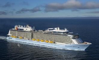 Quantum of the Seas di Royal Caribbean International e' pronta al debutto in mare