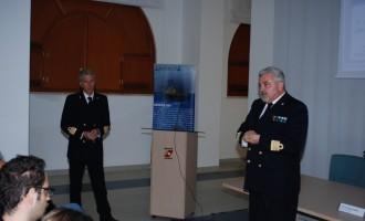 Tutela ambientale e antinquinamento: corso d'eccellenza al Centro Storico Culturale delle Capitanerie di Porto – Guardia Costiera