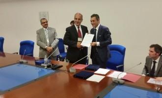 Porto di Civitavecchia punta al settore delle merci, siglati due protocolli d'intesa
