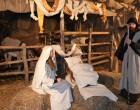 Un antico acquedotto tra le nuove scenografie del presepe vivente di Tarquinia