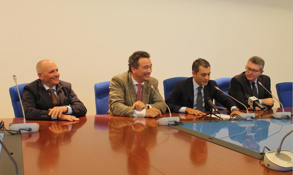 Porto di Roma: Nuovo accordo per la provveditoria marittima, investimento da 1,4 milioni