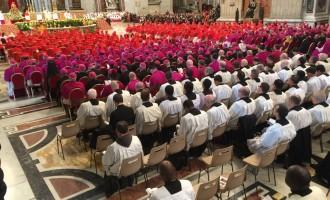 Concistoro, venti nuovi cardinali nominati da Papa Francesco