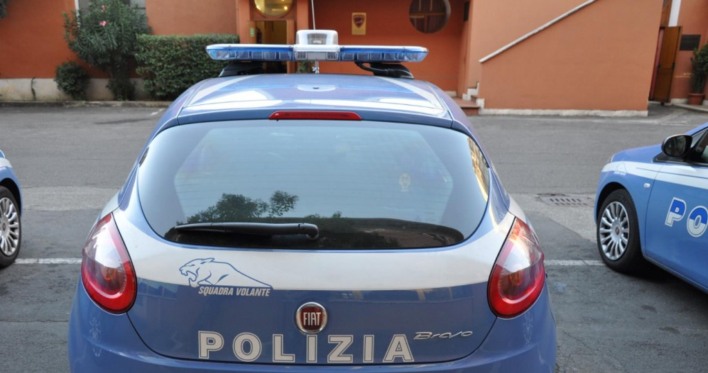 Evaso dai domiciliari viene rintracciato dagli agenti della Polizia di Stato del Commissariato di Civitavecchia