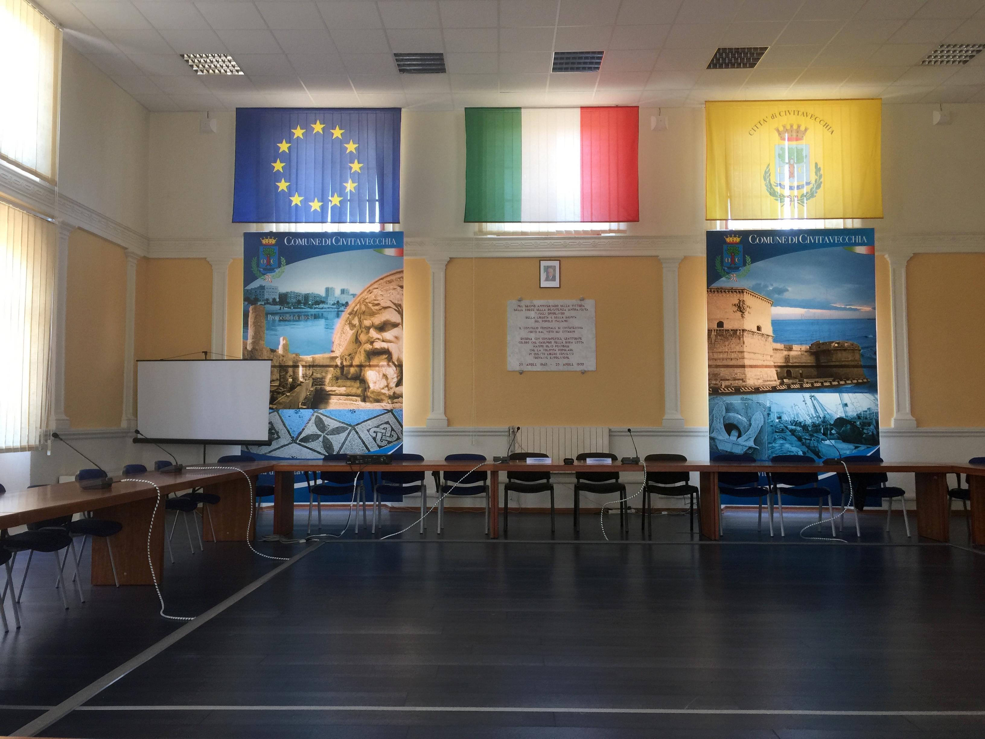 """Emanuele La Rosa: """"L' utilizzo dell'aula Calamatta è stato deciso dalla conferenza dei capigruppo"""""""