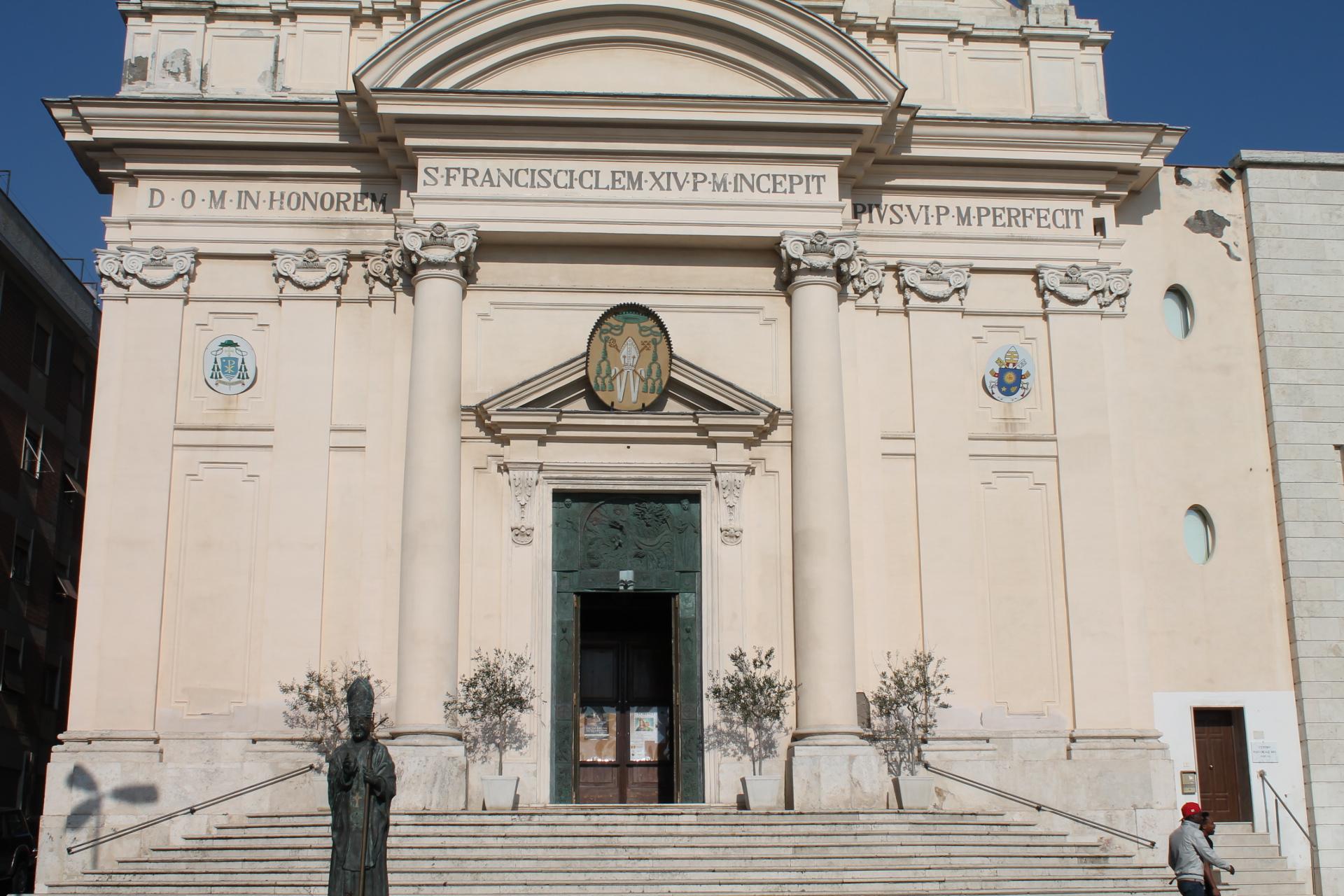 Le celebrazioni per i 35 anni di presenza dell'Unitalsi a Civitavecchia