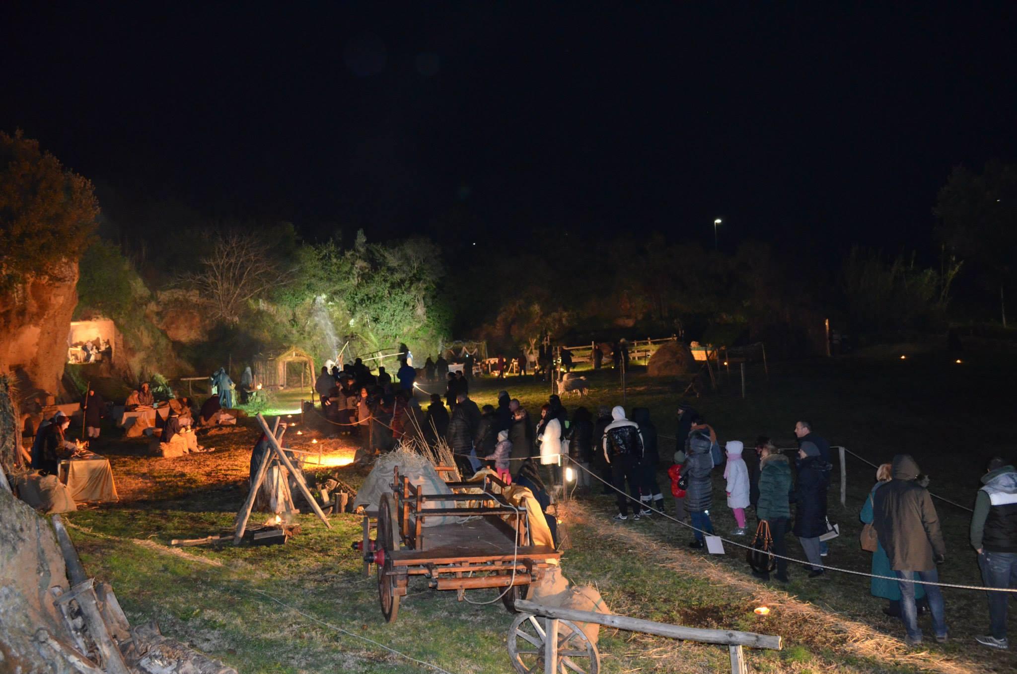 """Un anno """"sabbatico"""" per il presepe vivente di Tarquinia"""