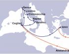 Hapag-Lloyd sbarca al porto di Civitavecchia