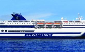 Il Gruppo Grimaldi estende i propri servizi da Civitavecchia per il Messico