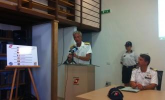 Civitavecchia: cambio al vertice della direzione marittima venerdì la cerimonia