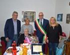 Tarquinia, grande festa per i 100 anni della signora Fedora Granella