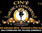 A Tarquinia Cin'è Musica Concerto 2016