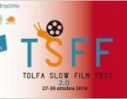 "Al via il ""Tolfa Slow Film Fest"""