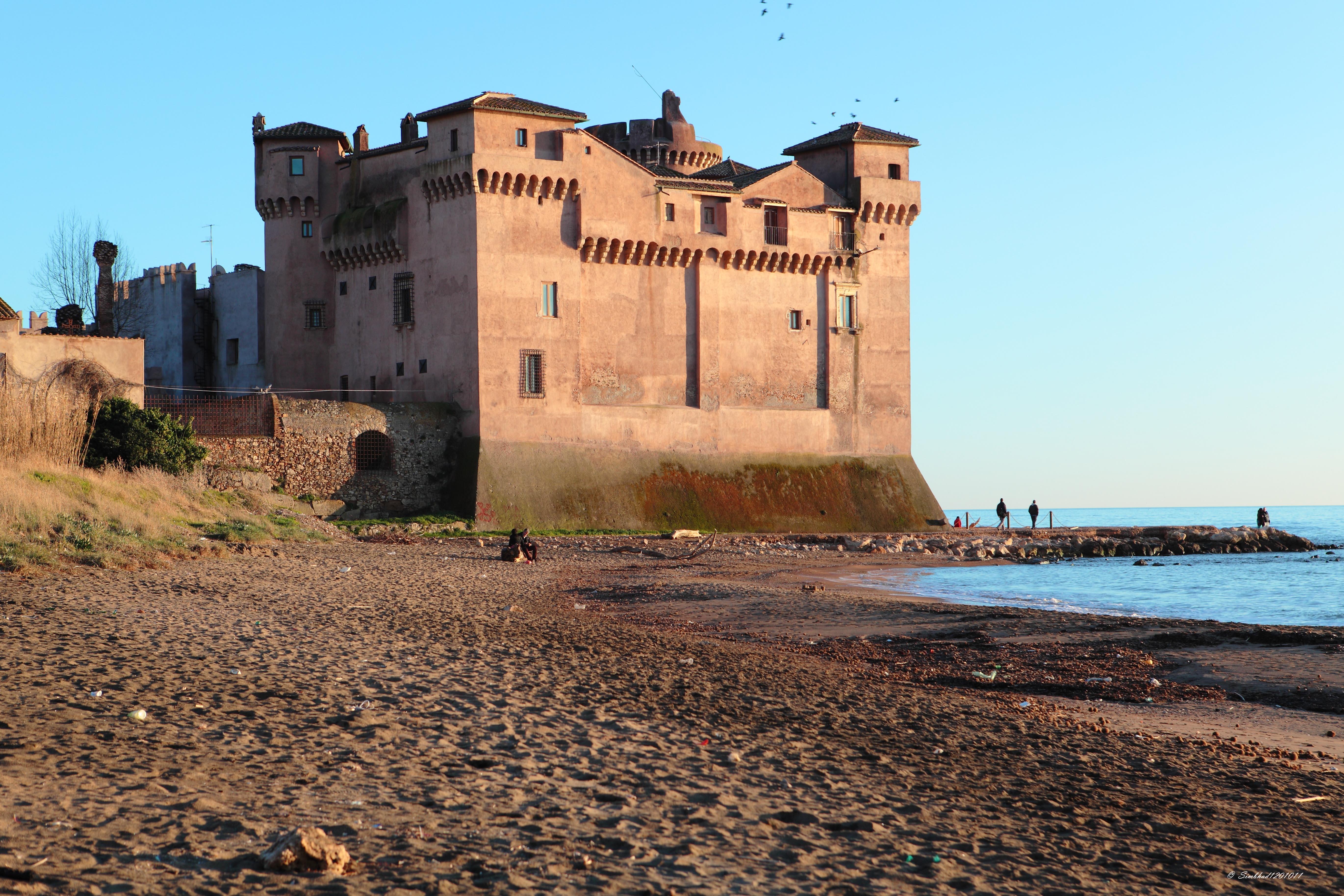 """Al Castello di Santa Severa la presentazione del libro """"Ogni volto sopra di me…sospiri…"""" di Massimiliano Passerani"""