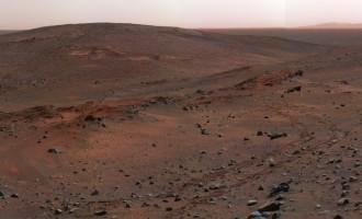 Marte dal sangue blu