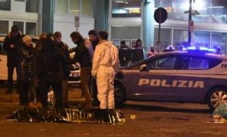 Ucciso dalla Polizia di Stato italiana l'attentatore della strage di Berlino