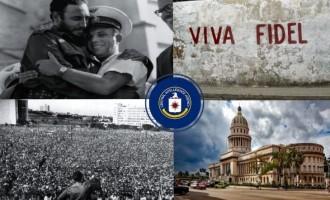 Il cubano Fidel Castro l'incubo della Central Intelligence Agency