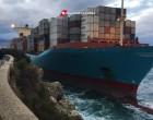 Nave mercantile si incaglia lungo la costa calabrese tempestivo intervento della Guardia Costiera