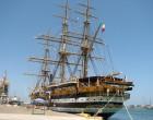Al porto di Civitavecchia la presentazione delle Campagne d'Istruzione 2019 nella cornice dell'Amerigo Vespucci