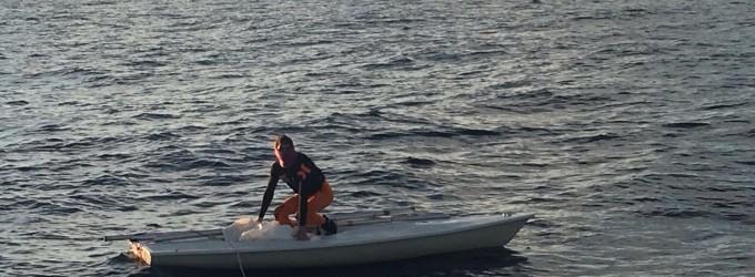 Ragazzo disperso in mare a Fiumicino ritrovato vivo dalla Guardia Costiera